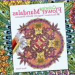 Mandela Adult Coloring Books Unique Photos Coloring Flower Mandalas Book Preview By Wendy Piersall