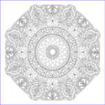 Mandela Coloring Cool Stock I Create Coloring Mandalas And Give Them Away For Free
