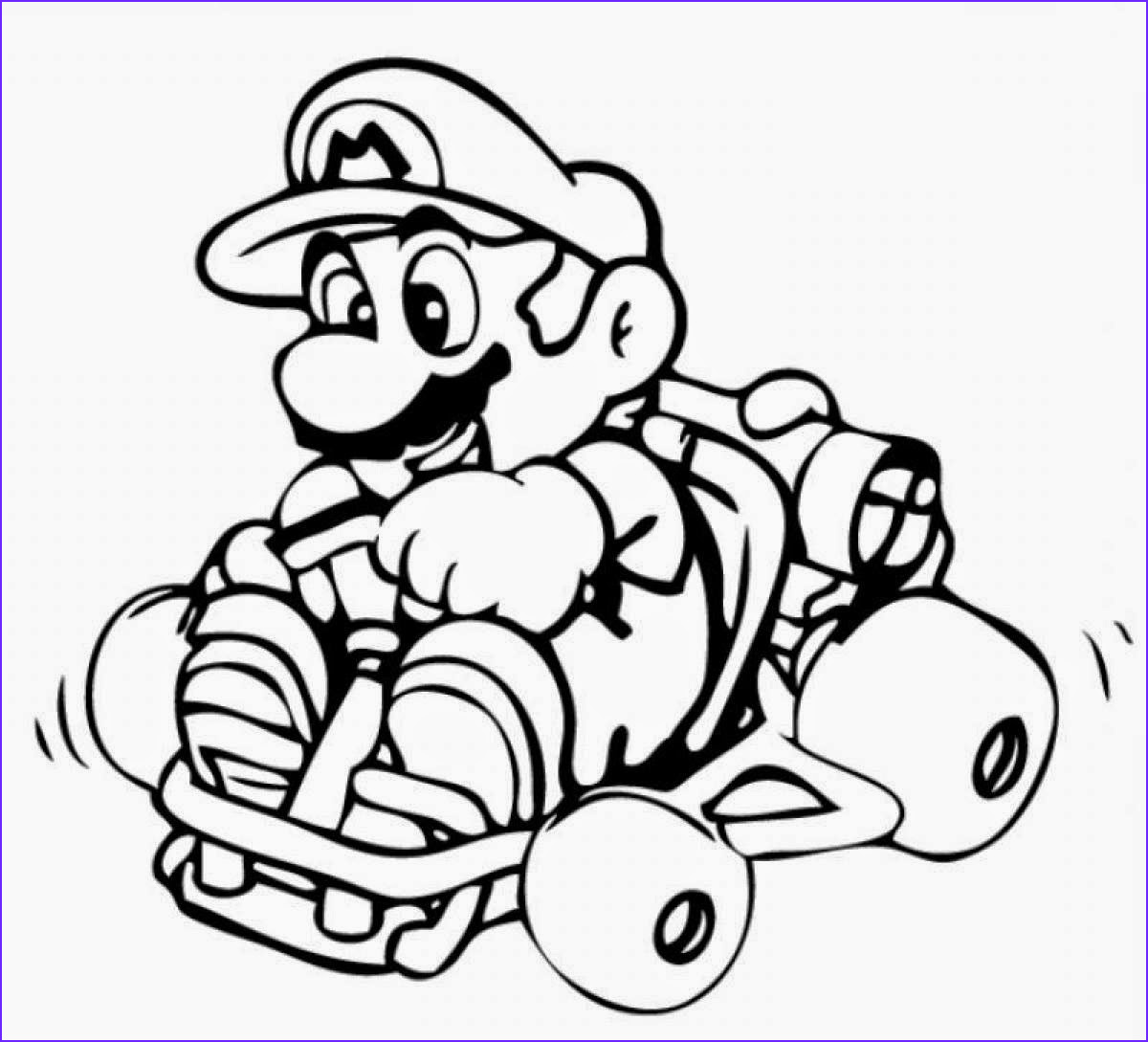 Mario Coloring Pages Cool Photos Coloring Pages Mario Coloring Pages Free and Printable