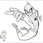 Marvel Coloring Book Luxury Photos Spiderman Coloring Pages