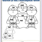 Math Coloring Worksheets 3rd Grade Awesome Photos 62 Best Images About Math Multiplication On Pinterest