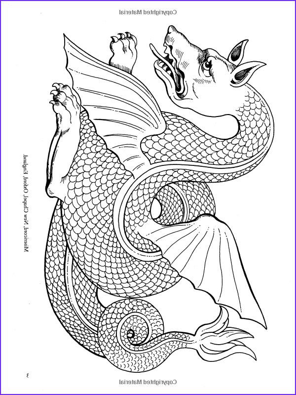 Medieval Coloring Book Awesome Image Gargoyles and Me Val Monsters Coloring Book Dover