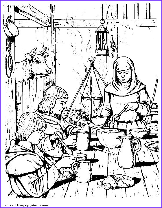 Medieval Coloring Book Beautiful Photos Me Val Coloring Pages