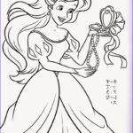 Mermaid Coloring Pages Best Of Collection Coloring Pages Ariel The Little Mermaid Free Printable