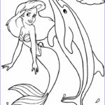 Mermaid Coloring Sheets Elegant Images Printable Mermaid Coloring Pages For Kids