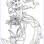 Mermaid Coloring Sheets Luxury Gallery 25 Best Colouring Pages Images On Pinterest