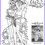 Mermaidia Coloring Awesome Image Barbie Coloring Pages Barbie Mermaidia Coloring Page