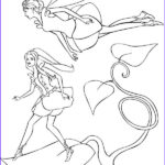 Mermaidia Coloring Cool Collection Fairytopia Coloring Pages Coloring Home