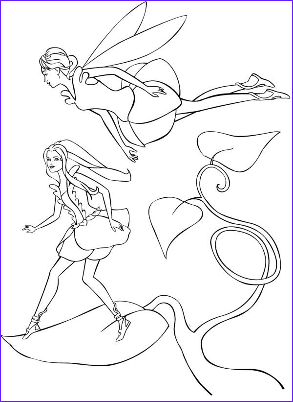 fairytopia coloring pages