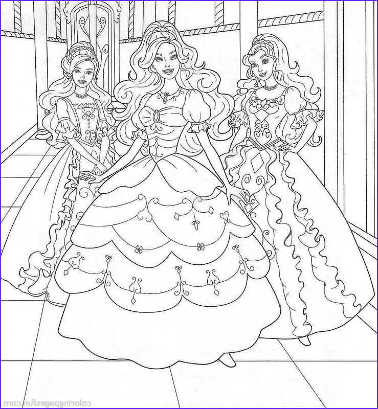 coloring pages barbie life in dreamhouse