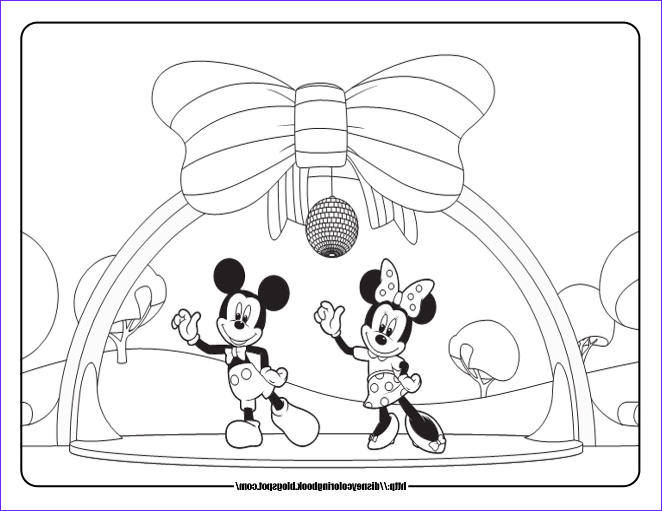 Mickey Mouse Club House Coloring Beautiful Photos Mickey Mouse Clubhouse 4 Free Disney Coloring Sheets