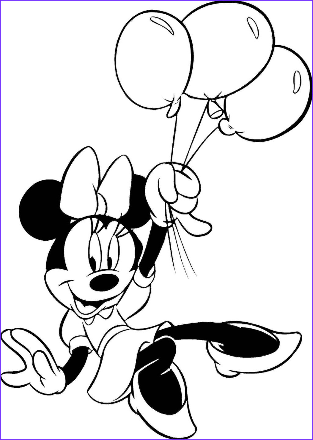 Mickey Mouse Printable Coloring Pages Cool Images Birthday Coloring Pages