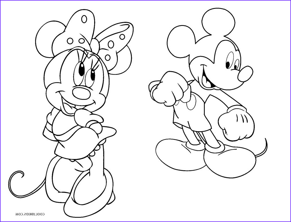Mickey Mouse Printable Coloring Pages Unique Photos Free Printable Mickey Mouse Clubhouse Coloring Pages for