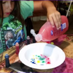 Milk Food Coloring And Soap Experiment Awesome Photos Milk Food Coloring And Dish Soap Experiment