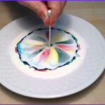 Milk Food Coloring And Soap Experiment Best Of Image What Happens When You Bine Milk Food Coloring And Dish