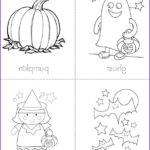 Mini Coloring Awesome Images Halloween Words Book Twisty Noodle