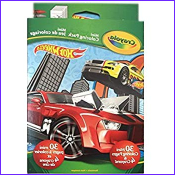 Mini Coloring Books Party Favor Elegant Image Amazon Hot Wheels Crayola Mini Coloring Pack Party
