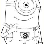 Minion Coloring Book Beautiful Collection 146 Best Images About Minions On Pinterest