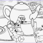 Minion Coloring Book Cool Collection Free Coloring Pages Printable To Color Kids