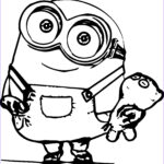 Minion Coloring Book Elegant Images Minion Coloring Pages