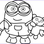 Minion Coloring Book Elegant Photos Minion Coloring Pages Best Coloring Pages For Kids