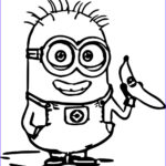 Minion Coloring Book New Stock Minion Coloring Pages Best Coloring Pages For Kids