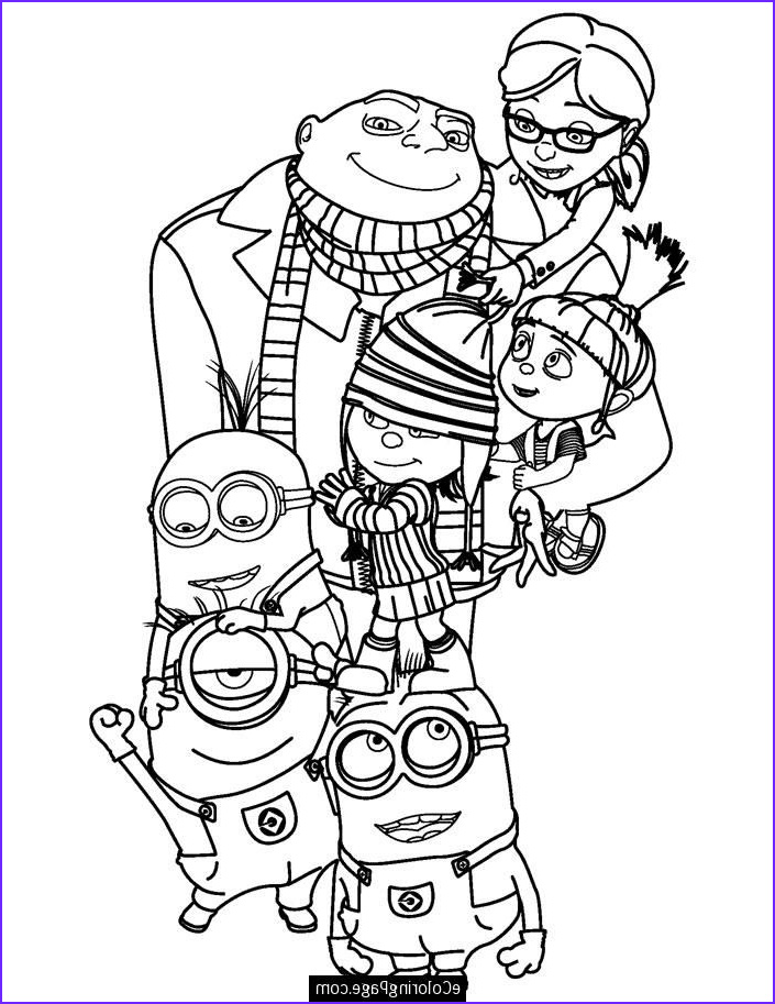Minion Coloring Page Inspirational Photography 23 Best Little Minions Images On Pinterest