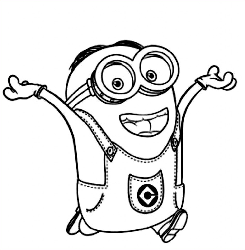 Minion Coloring Page Luxury Image Free Printable Despicable Me Coloring Pages for Kids