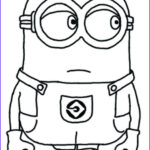 Minion Coloring Pages Pdf Awesome Image Minion Drawing Template At Getdrawings