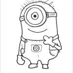Minion Coloring Pages Pdf Best Of Gallery The Best Free Stuart Drawing Images Download From 116