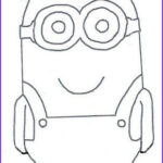 Minion Coloring Pages Pdf Cool Photos Minions Minion Template And Drawing Lessons On Pinterest