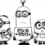 Minion Coloring Pages Pdf Luxury Collection Amazing Of Minion Coloring Pages Has Minion Coloring Pag