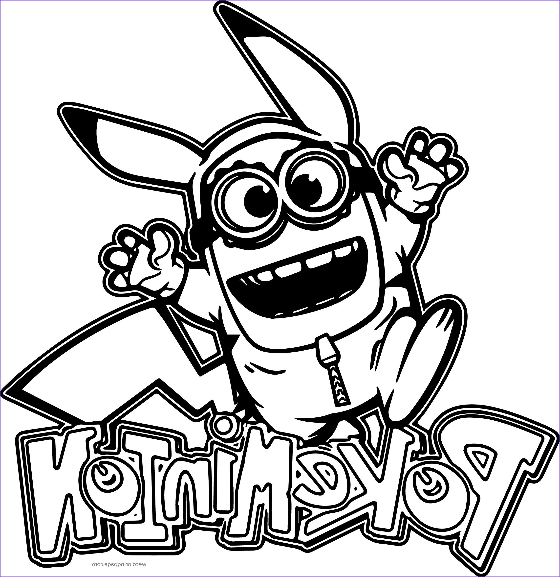 Minion Coloring Sheet New Images Minion Coloring Pages