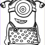 Minion Coloring Sheets Beautiful Collection Minion Coloring Pages Best Coloring Pages For Kids