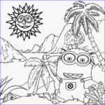 Minion Coloring Sheets Best Of Photos Free Coloring Pages Printable To Color Kids