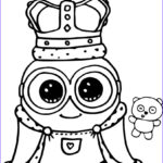 Minion Coloring Sheets Cool Collection Cute Coloring Pages Best Coloring Pages For Kids