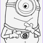 Minion Coloring Sheets Inspirational Stock Printable Despicable Me Coloring Pages For Kids