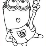 Minion Coloring Sheets New Photos Jerry Dance The Minion Coloring Page