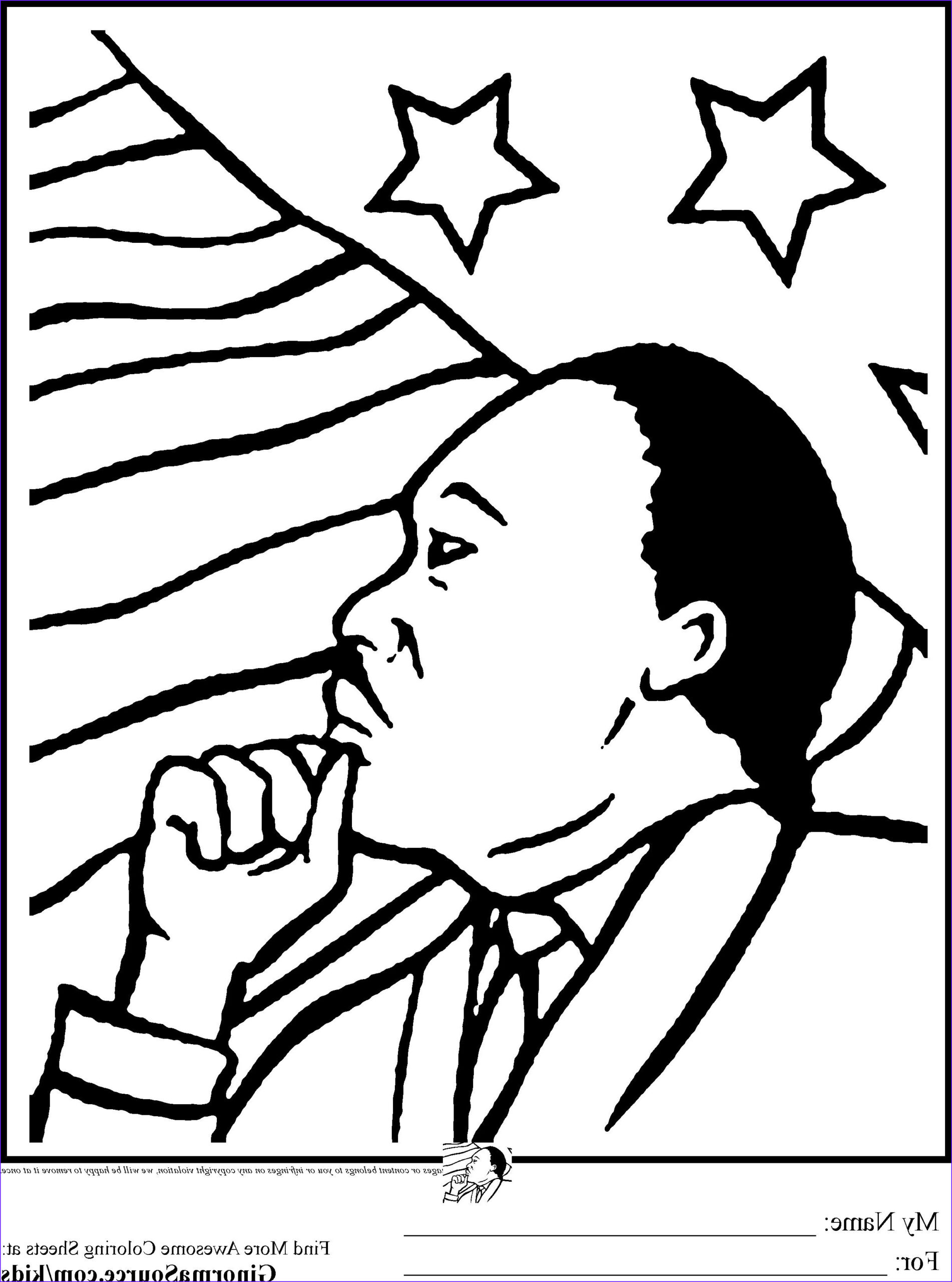 Mlk Coloring Page Best Of Stock Martin Luther King Activities Worksheets and Mlk Coloring
