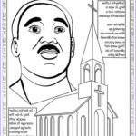 Mlk Coloring Page Best Of Stock Martin Luther King Jr Coloring Pages And Worksheets Best
