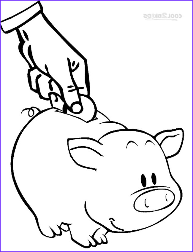 Money Coloring Sheets Beautiful Images Printable Money Coloring Pages for Kids