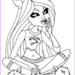 Monster High Coloring Book Awesome Gallery Free Printable Monster High Coloring Pages Coloring Pages