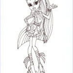 Monster High Coloring Book Beautiful Stock Free Printable Monster High Coloring Pages Nefera De Nile