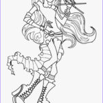 Monster High Coloring Book Elegant Photos Coloring Pages Monster High Coloring Pages Free And Printable