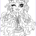 Monster High Coloring Book Luxury Image Monster High Coloring Pages Girls Coloring Series