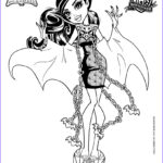 Monster High Coloring Book New Collection Draculaura Coloring Pages Hellokids