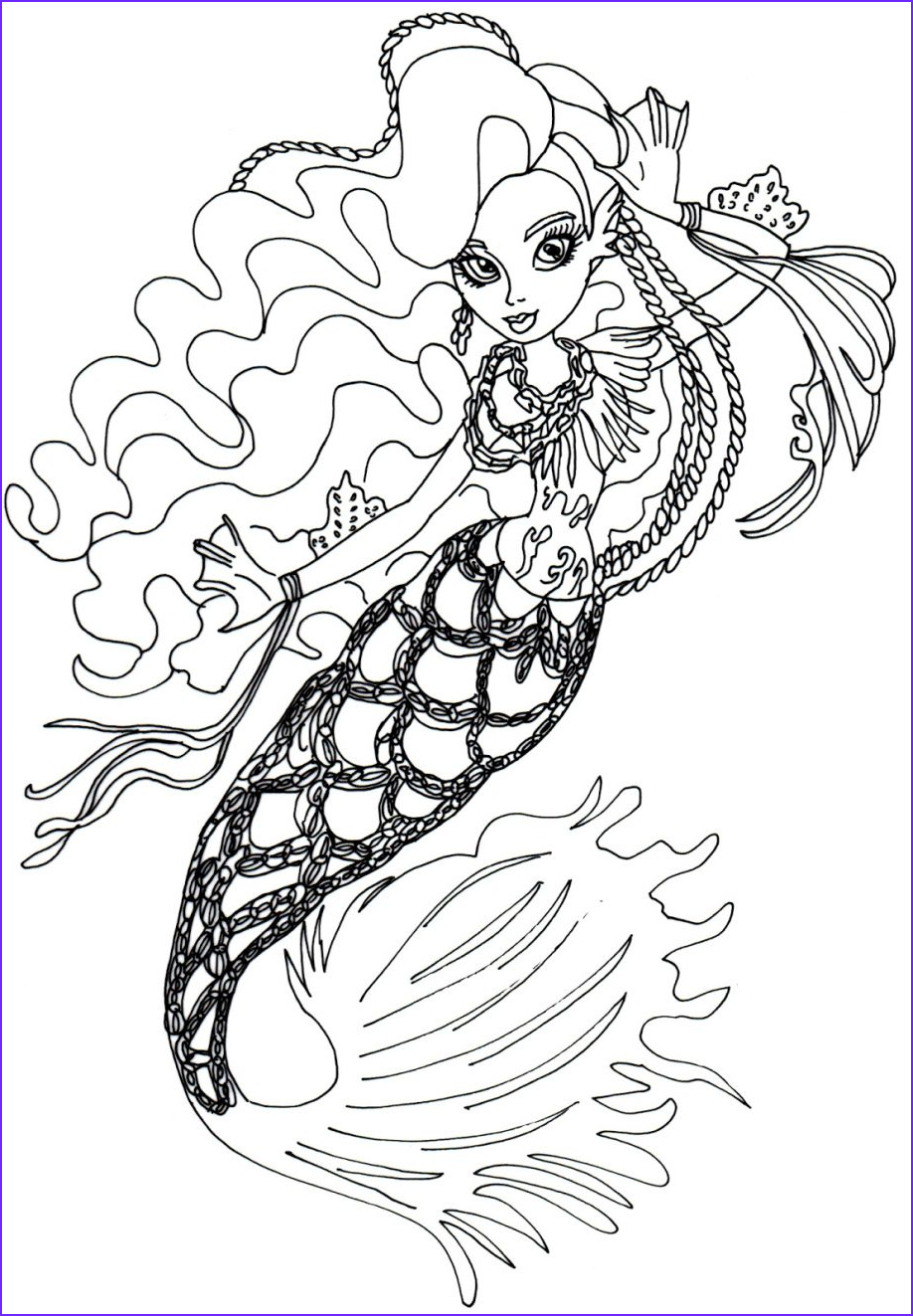 Monster High Coloring Pages Pdf Beautiful Images Monster High Coloring Pages Pdf Coloring Home
