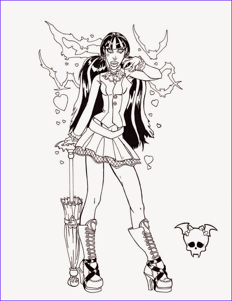 Monster High Coloring Pages Pdf Elegant Photos Coloring Pages Monster High Coloring Pages Free And Printable