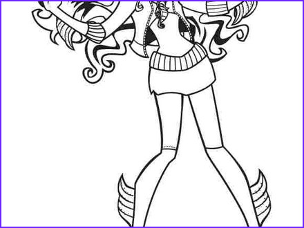 Monster High Coloring Pages Pdf New Photography 26 Monster High Coloring Pages Pdf Monster High Coloring