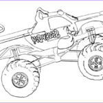 Monster Truck Coloring Book Beautiful Collection 10 Monster Jam Coloring Pages To Print